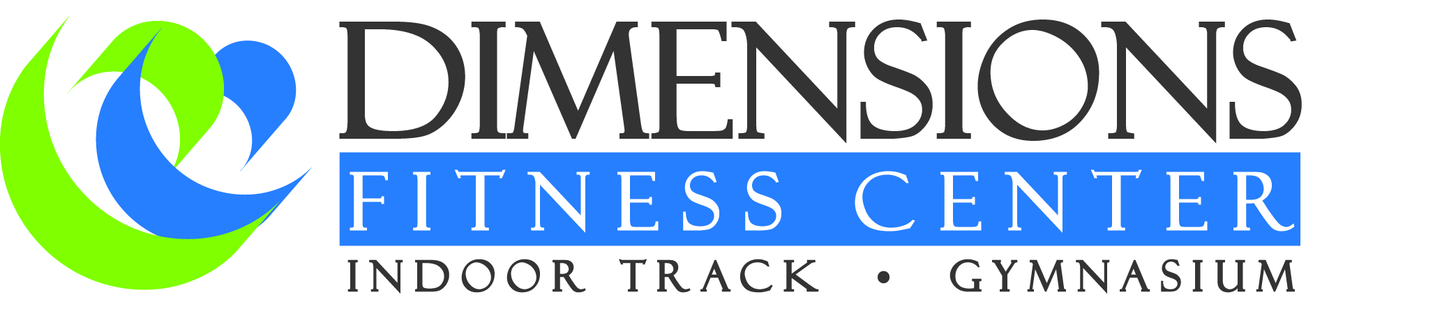 Dimensions Fitness Center logo