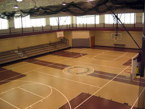 Heritage Crossing Field House Gym Image