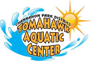 Tomahawk Aquatic Center logo