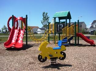 Amberleigh Park Playground Image