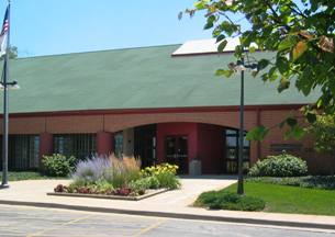 Arrowhead Community Center Front Entrance Image