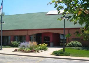 Arrowhead Community Center Entrance Image