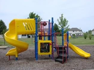 Diamond Park Playground Image