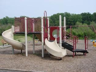 Louie Moorman Memorial Park Playground Image