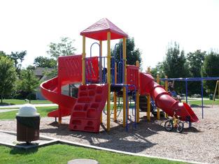 Red Hawk Park Playground Image