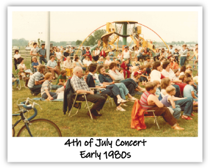 4th Concert 1980s
